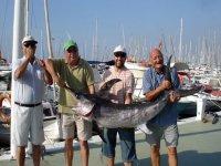 Swordfish fihing