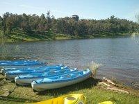 Alquila nuestras canoas