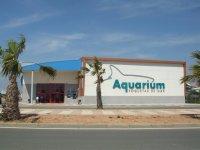 Entrada al aquarium