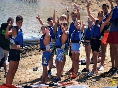 Active Andalucía Campamentos Multiaventura