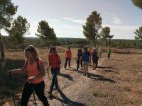Ruta de senderismo en Argamasilla