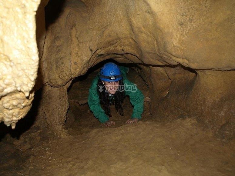 Gatera Cueva de Pando