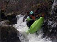Descensos de aguas bravas