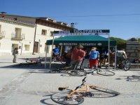 Horcajo cycle path.