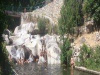 piscina natural Garganta la Olla