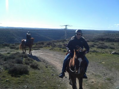 90min Horse Ride in the Valle del Júcar