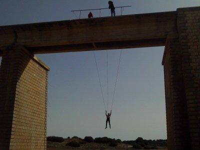 Oferta salto de puenting en Fuentealbilla