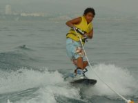 Wakeboard for children in Marbella