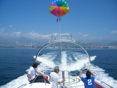 Aquatime Parascending