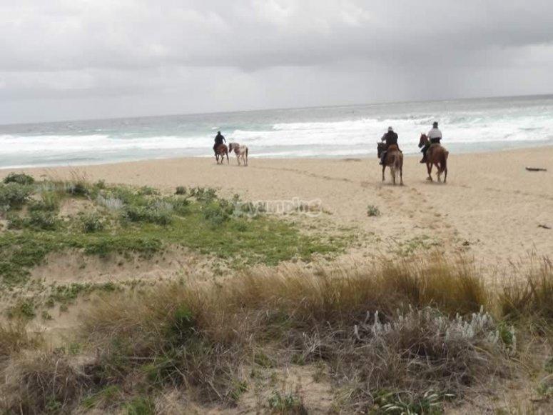 playa finisterre