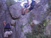 barrancos y escalada