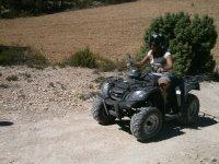 Ruta de quads