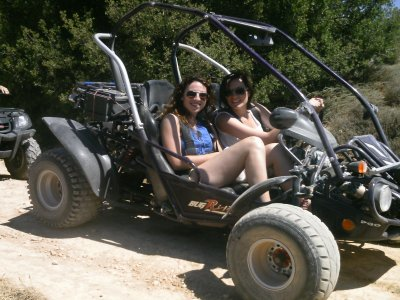 Buggies tour 1h 30 min in Valle del Júcar