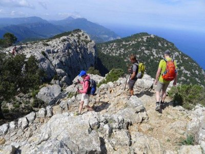 Easy hiking level in Mallorca