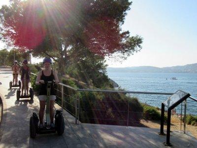 Verd Segway Mallorca