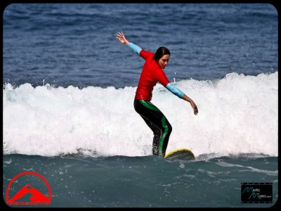 Surfing individual session in Tenerife´s beach, 2h