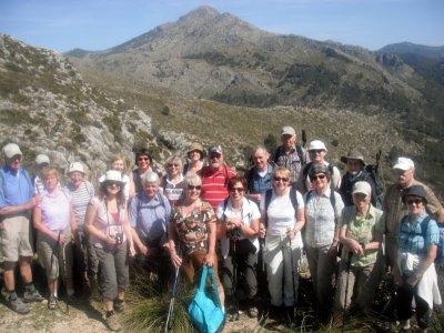 Senderismo Excursión Difícil en Mallorca