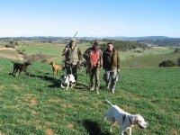 Ven con tus amigos a cazar