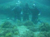 Equipo de submarinismo