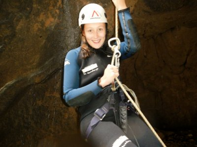 Canyoning level II in Mallorca+photos