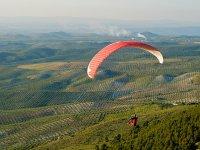Vuelo en parapente en Cuenca