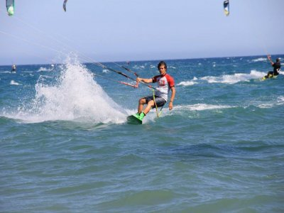 Kitesurfing Induction Course for Couples - 3 h