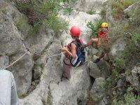 vie d'arrampicata