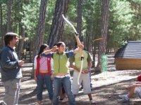 Practicar tiro con arco en Cuenca