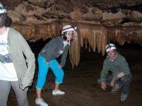 Iniciación a la espeleología en Cuenca
