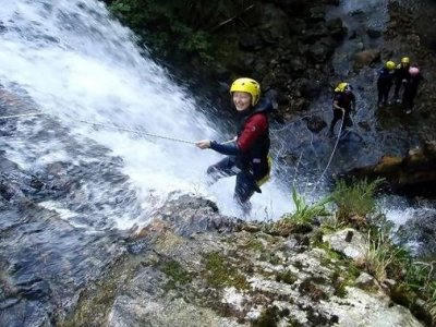Canyoning in the canyon of your choice, León