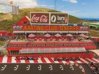Fachada Karting Club Tenerife