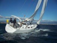 标志贝纳马德纳出租航海包机我们的船