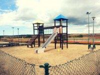 Parco giochi per bambini a Segovia