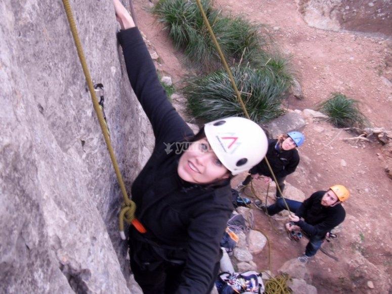 Aprende a escalar en Mallorca