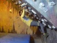 arrampicata rocodromo