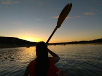 Kayak à Penarroya