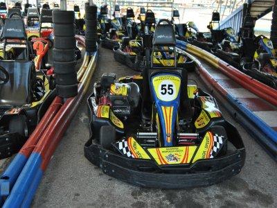 Karting round in grande circuito per i giovani