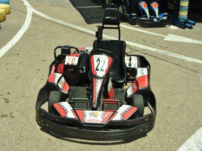 Tanda de karting 270cc, 8 min. en Torrevieja