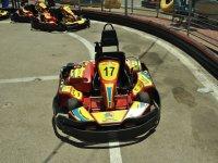 Karting para cadetes