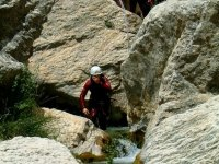 Canyoning in Seville