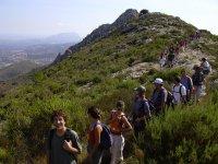 gruppi escursionisti