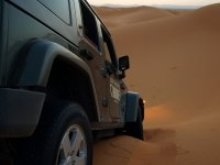 Visits to Morocco in SUV