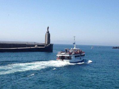 Avistamiento de cetáceos Gibraltar julio y agosto