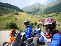Trans-Pyrenean trip
