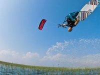 saltos kite