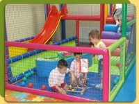 Parque infantil Dinopark