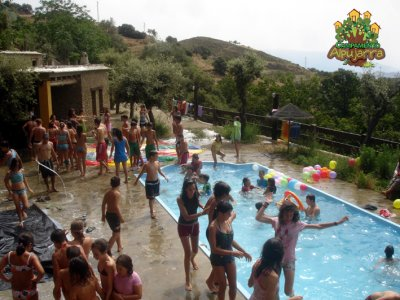 Camp 6 notti Alpujarra dal 10 al 16 agosto