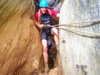 Canyoning in Almeria