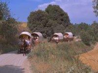 Paseo en caravana