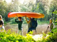 Adventure activities and camps